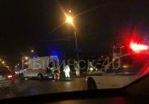 В Рыбинске грузовик сбил двух кондукторов общественного транспорта
