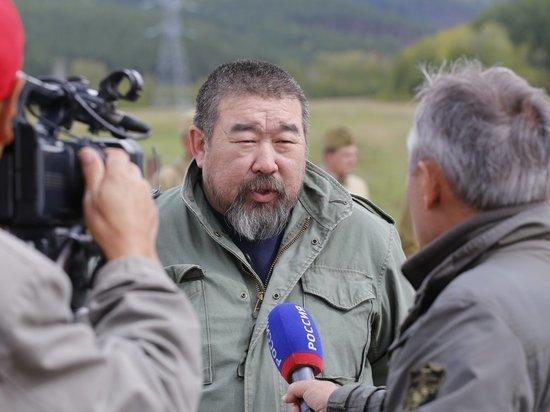 Солбон Лыгденов пообещал передать фильм о героях-земляках в собственность Бурятии
