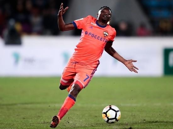 Нигерийские медиа утверждают, что форвард выбрал московский клуб, рассчитывая перезапустить свою карьеру