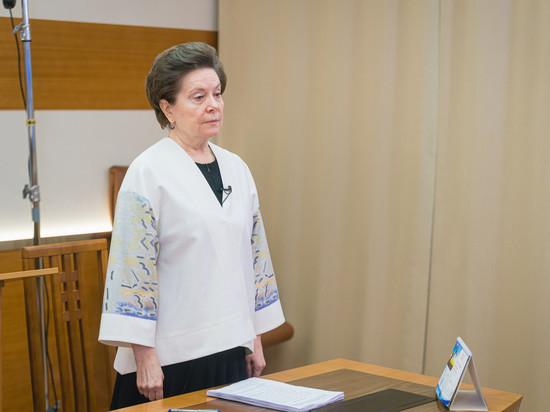 Наталья Комарова: «2021 год – время ответов на вызовы»