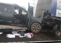 Водитель внедорожника с номером 666 погиб в аварии на КАД