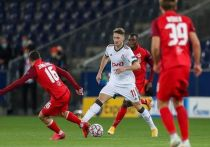 1 декабря «Локомотив» на своем поле сыграет с «Зальцбургом» в 5-м туре группового этапа Лиги чемпионов