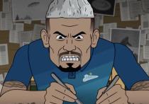 Игроки питерского «Зенита» стали героями пародийного американо-британского анимационного шоу, посвященного Лиге чемпионов