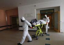 93 процента регионов Германии — зоны риска коронавируса