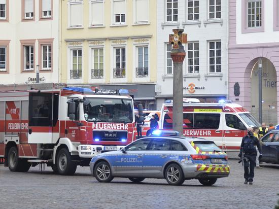 Есть убитые и раненые, водитель задержан