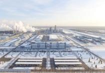 Владимир Путин посетил комплекс СИБУРа «ЗапСибНефтехим» и оценил реализацию проекта
