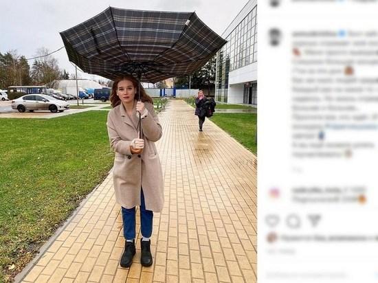 """Кристина Асмус заявила о """"большой концентрации говна"""" в ее жизни"""