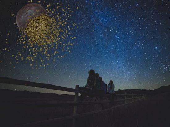 Каким знакам зодиака принесет богатство и счастье декабрьский звездопад