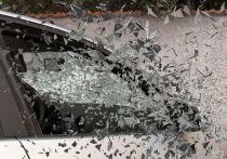 На дороге Хакасии снова «перевертыш»: пассажирку госпитализировали