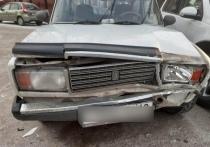 Пенсионерка получила травмы в ДТП в центре Кемерова