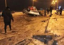 Два ребенка получили травмы в двух авариях в Башкирии