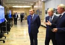 Владимир Путин посетил Саров