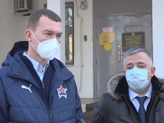 Новым министром здравоохранения назначен хабаровчанин Юрий Бойченко