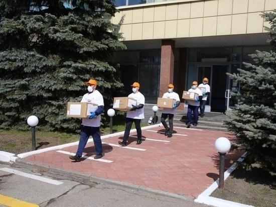 Волонтеры Горьковского автозавода рассказали, почему развозят лекарства больным коронавирусом