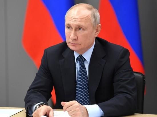 Путин назвал неспокойной обстановку в странах ОДКБ