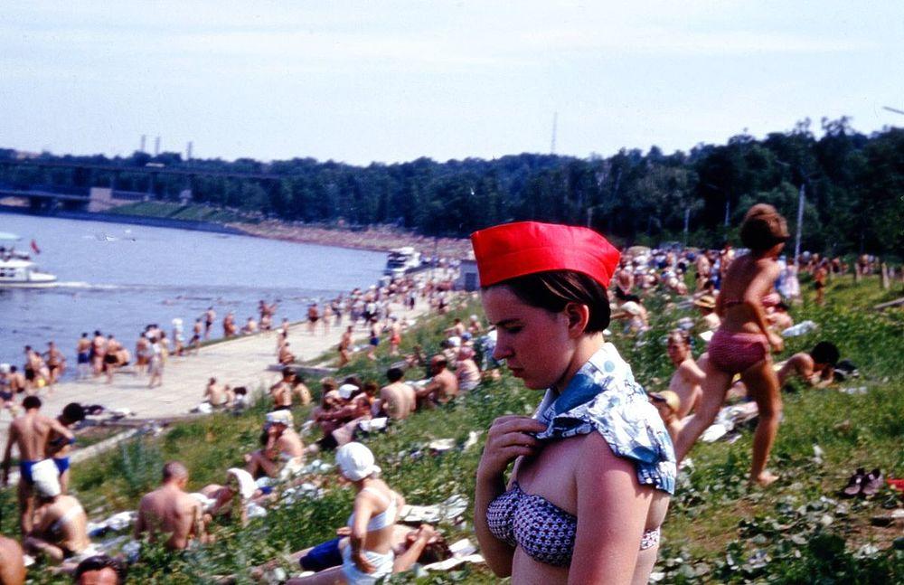 Быт СССР в редких фотографиях: брежневский рай