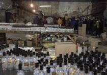 В Ярославской области ФСБ закрыло масштабное производство фальсифицированного алкоголя