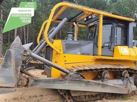 Бурятия получит 90 единиц техники для борьбы с лесными пожарами