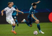 2 декабря «Брюгге» примет «Зенит» в матче 5-го тура группового этапа Лиги чемпионов