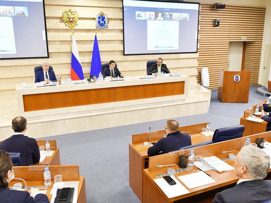 На Ямале обсудили таяние вечной мерзлоты и создание системы геотехнической безопасности