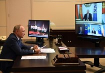Путин похвалил Пашиняна за мужество
