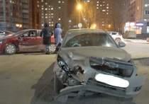 На улице Большой в Рязани в ДТП пострадали двое маленьких детей