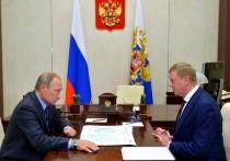 Путин не внес встречу с Чубайсом в свой график