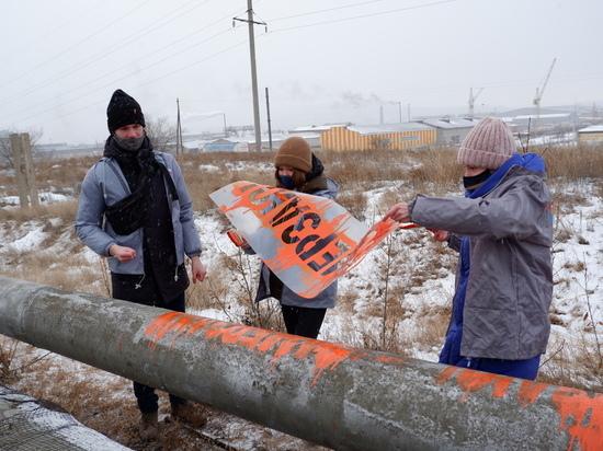 В Улан-Удэ «фронтовики» требуют усилить контроль за ремонтом теплотрасс