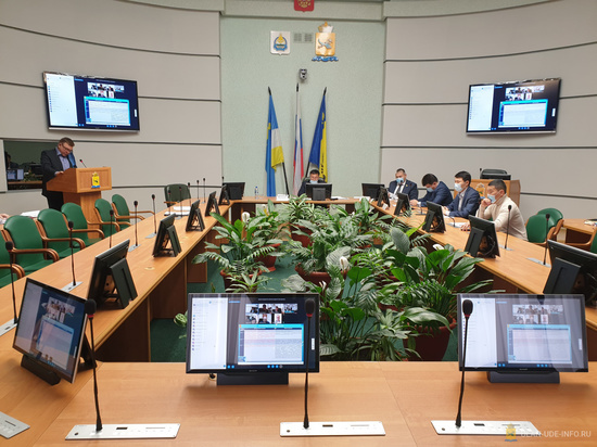 В Улан-Удэ обустроили новый тротуар к садовому товариществу