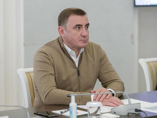 Комфорт - каждому: Алексей Дюмин обратился к тулякам в связи с Международным днем инвалидов