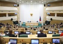Трансляция совещания в Совете Федерации, на котором обсуждалась реализация нацпроектов в социальной сфере в условиях пандемии, прервалась после того,  как представители Минтруда и соцзащиты сообщили о планах по пересмотру их показателей