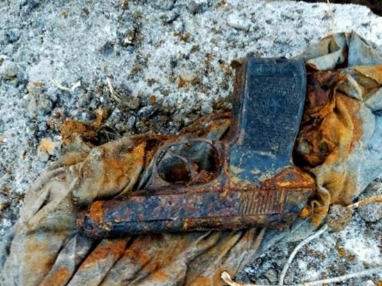 В Бурятии в ходе земляных работ нашли останки криминального авторитета