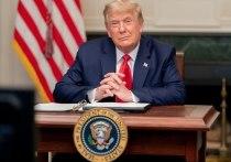 Действующий президент США Дональд Трамп выпустил 46-минутное видео, в котором заявил: «Статистически невозможно, чтобы я проиграл»