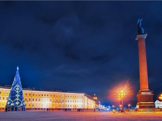 Смольный попросил россиян не приезжать на Новый год в Петербург