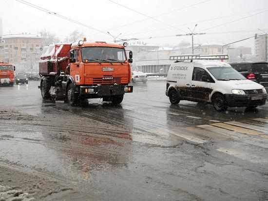 """На следующей неделе в Московском регионе ожидается так называемая """"марсианская погода"""""""
