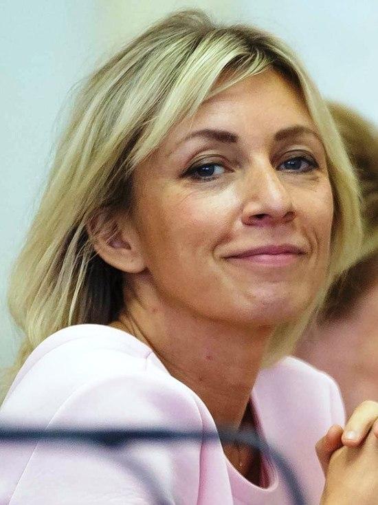 "Захарова поспорила с НАТО на тему ""кто кого окружил"""