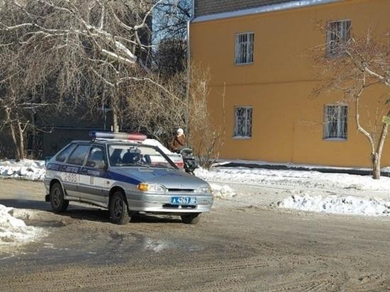 ГИБДД Курганской области вышла с заявлением из-за холодов