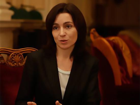 Парламент Молдавии урезал полномочия президента Санду