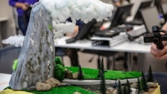 Крутые арт-объекты на конкурс Центра воды представили петрозаводчане