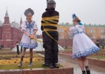 Участницу Pussy Riot арестовали на 20 суток
