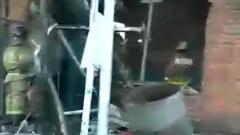 На фабрике под Воронежем взорвался парогенератор: разрушения кошмарные