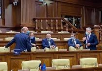 Лица «архитекторов хаоса» в парламенте Молдовы