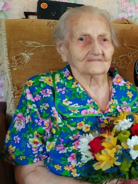 Скончалась старейшая псковичка – 106-летняя пенсионерка