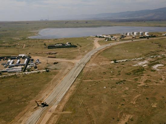 Дорогу к Щучьему озеру в Бурятии заасфальтируют в следующем году