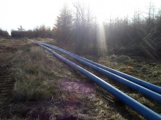 В Хабаровском крае построят водовод Ванино – Токи