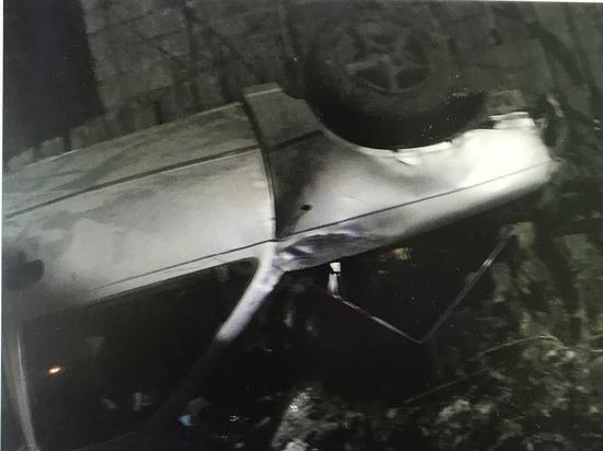 19-летний кондопожанин выпил, сел за руль и попал в аварию