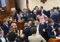 В Молдове произошел государственный переворот