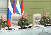 Сергей Шойгу на селекторном совещании в Минобороны сообщил о планах провести в сентябре 2021 года стратегическое российско-белорусское учение «Запад-2021»