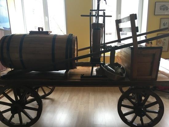 В уникальном музее Смоленска экспонаты трогать можно и нужно