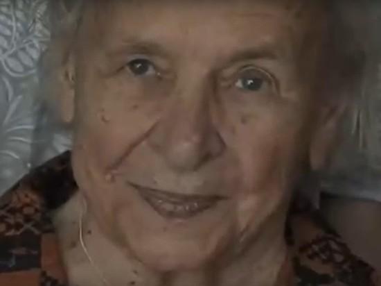 Старейшая жительница Петербурга умерла от коронавируса в 108 лет